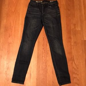 Madewell Skinny Skinny High Riser Jeans Size 27